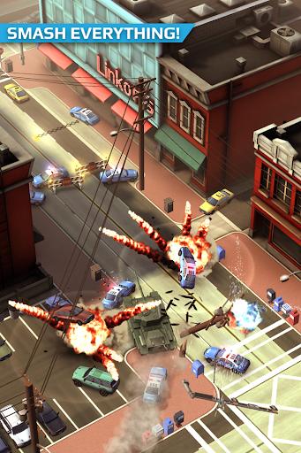 Smash Bandits Racing screenshot 4