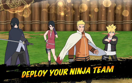 NARUTO X BORUTO NINJA VOLTAGE 5 تصوير الشاشة