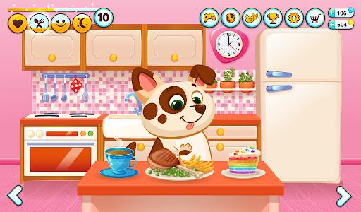 Duddu -حيواني الأليف الافتراضي 8 تصوير الشاشة