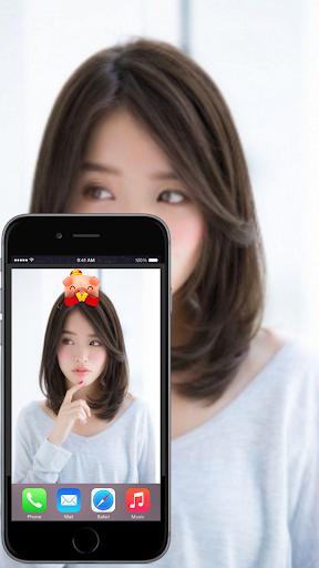 AR (Augmented Reality) Photo Sticker screenshot 8