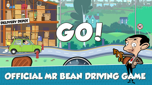 Mr Bean - Special Delivery screenshot 8