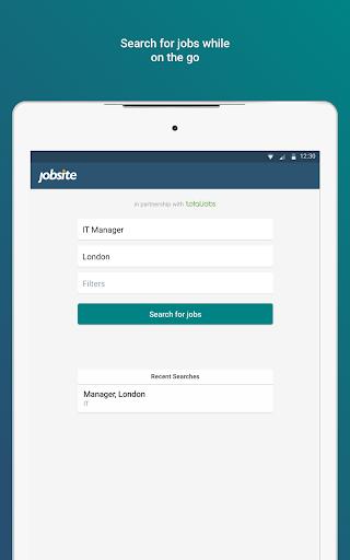 Jobsite - Find UK jobs and careers around you screenshot 5
