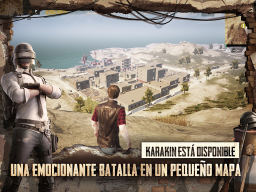 PUBG MOBILE - KARAKIN screenshot 9