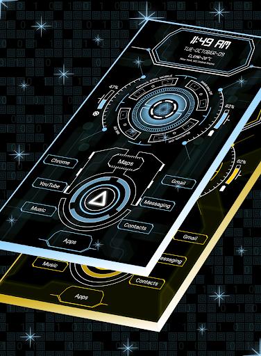 Circuit Launcher 2 - Next Generation Theme 2020 screenshot 7