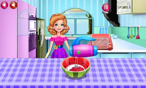सैंड्रा खाना पकाने के खेल स्क्रीनशॉट 4