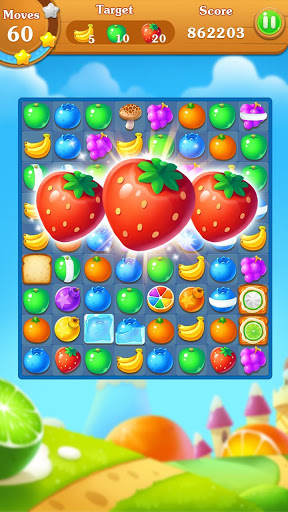 Fruits Bomb 1 تصوير الشاشة