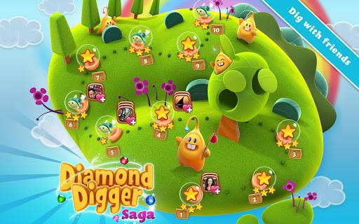 Diamond Digger Saga 8 تصوير الشاشة