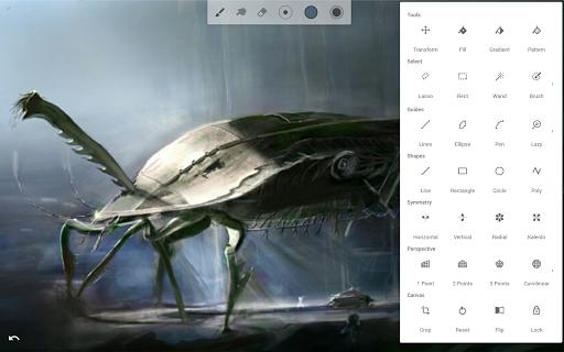Infinite Painter 12 تصوير الشاشة
