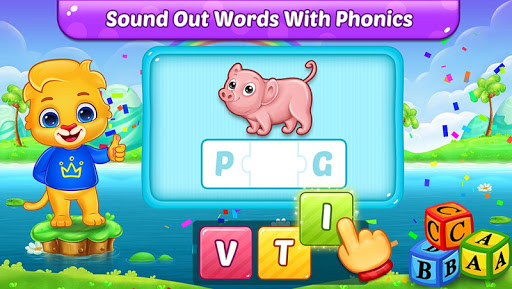 ABC Spelling - Spell & Phonics screenshot 2