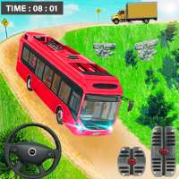 Coach Bus Simulator Games: Bus Driving Games 2021 on 9Apps