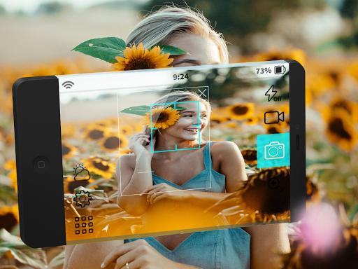 FotoRus - HD Camera,Video,Beauty Cam screenshot 1
