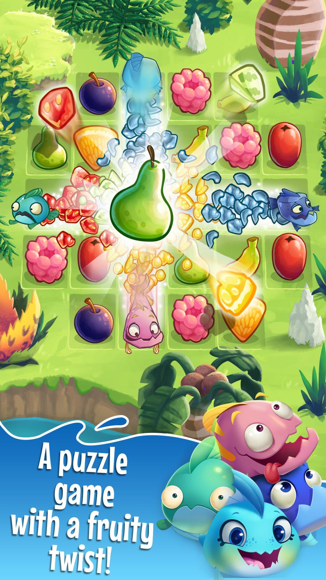 Fruit Nibblers 2 تصوير الشاشة