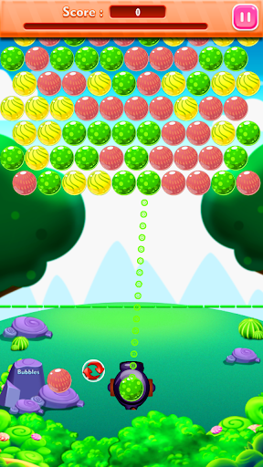 Bubble Shooter Fun Blast 3 تصوير الشاشة