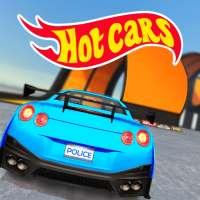 Police Car Stunts: Mega Ramp Free Car Racing Games on 9Apps