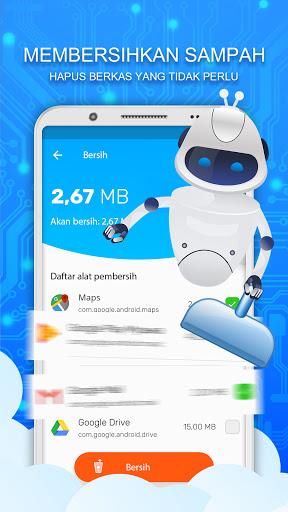 Ponsel Pembersih Cache Memory screenshot 1