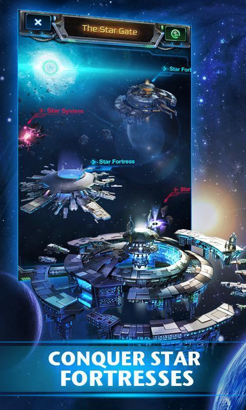 Galaxy Empire 5 تصوير الشاشة