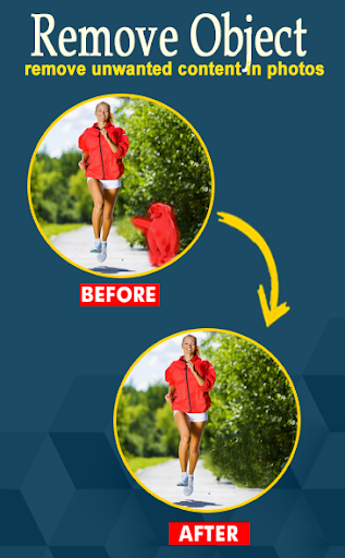 PixelRetouch - Remove unwanted content in photos screenshot 2