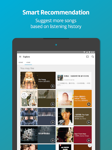KKBOX - Music and podcasts, anytime, anywhere! 11 تصوير الشاشة