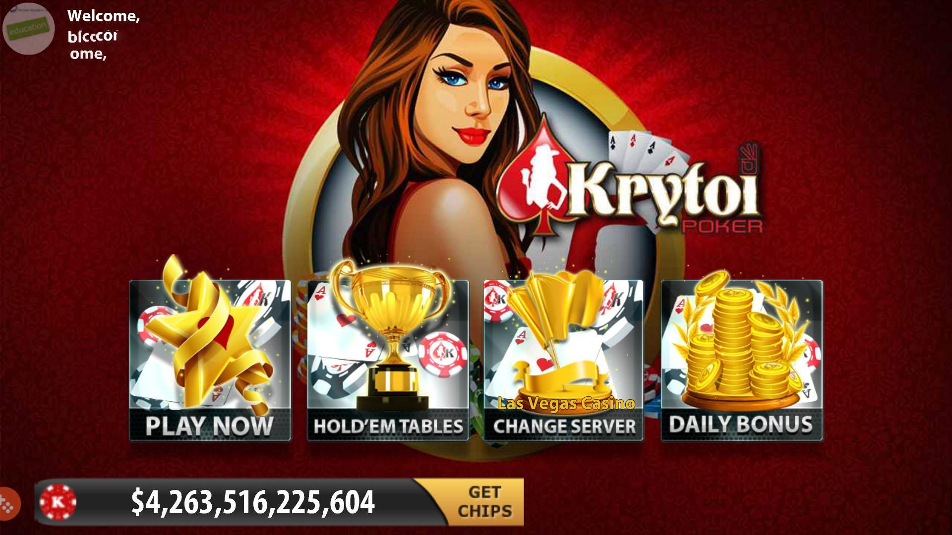 Krytoi Texas Holdem Poker. screenshot 13