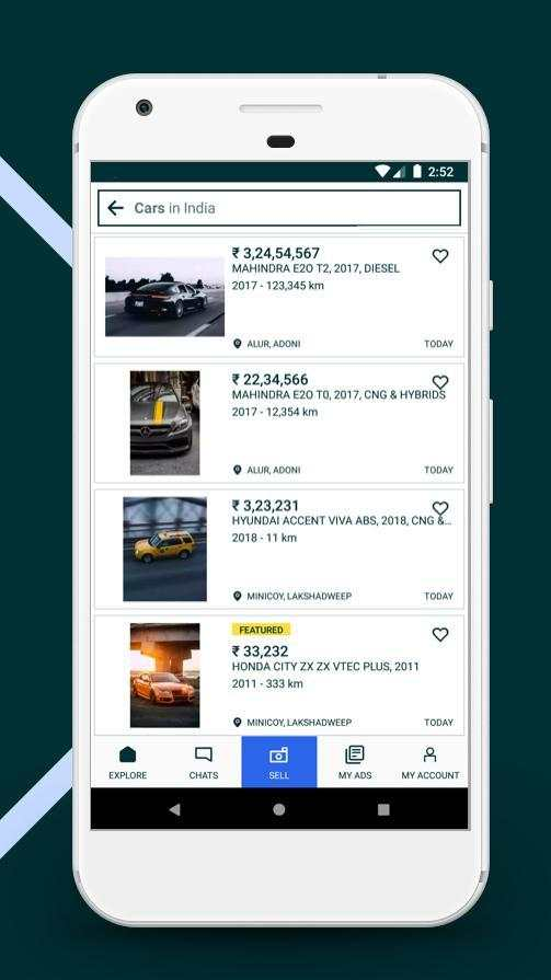 OLX: Buy & Sell Near You with Online Classifieds screenshot 7
