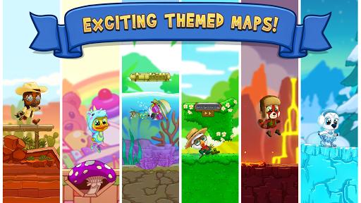 Fun Run 3 - Multiplayer Games screenshot 3
