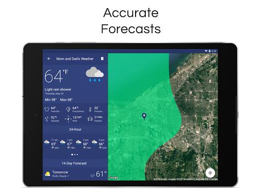 NOAA Weather Radar Live & Alerts – Clime screenshot 12