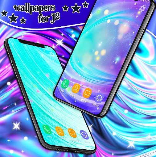 Live Wallpaper for Galaxy J2 ⭐ Background Changer 7 تصوير الشاشة