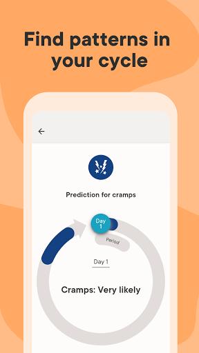 Clue Period Tracker, Cycle & Ovulation Calendar 4 تصوير الشاشة