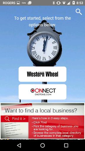 Okotoks Western Wheel screenshot 1