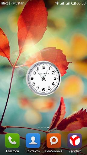 Clock save battery, time, alarm 3 تصوير الشاشة