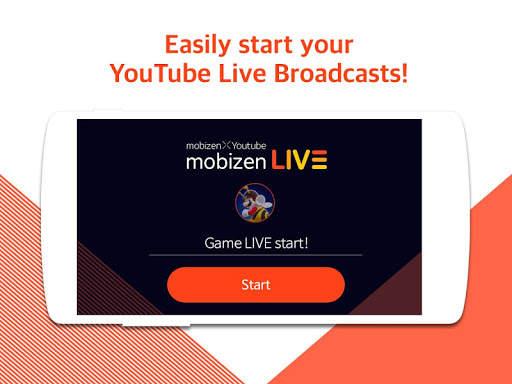 Mobizen Live Stream for YouTube - live streaming screenshot 8