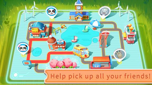 Baby Panda's School Bus - Let's Drive! screenshot 2