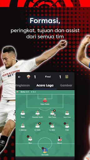 La Liga - Sepak bola dan Hasil Pertandingan screenshot 16
