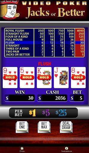 Astraware Casino 13 تصوير الشاشة