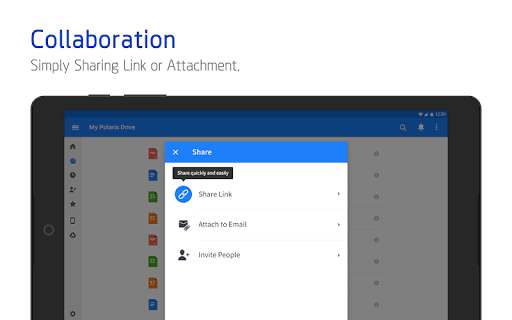 Polaris Office - Free Docs, Sheets, Slides   PDF screenshot 24