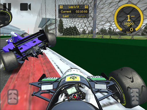 Formula Classic - 90's Racing screenshot 11