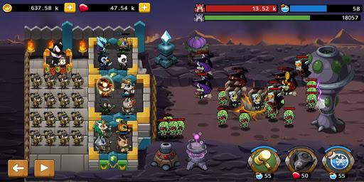 ملك قلعة الدفاع 3 تصوير الشاشة
