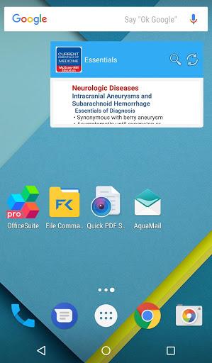 Current Essentials of Medicine 4 تصوير الشاشة