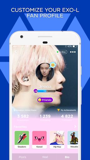 EXO-L Amino for EXO Fans 4 تصوير الشاشة