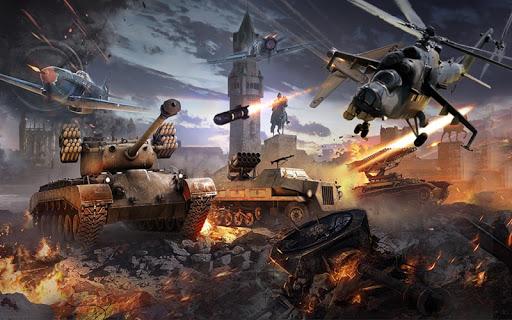 Army Gunship Helicopter Games 3D: Joycity Battle screenshot 22