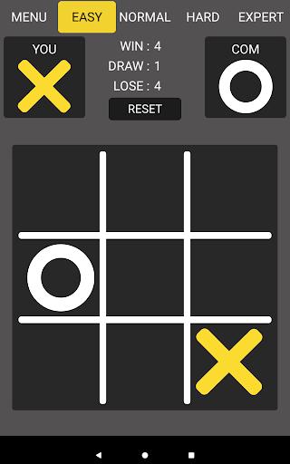 Tic Tac Toe : Noughts and Crosses, OX, XO screenshot 12