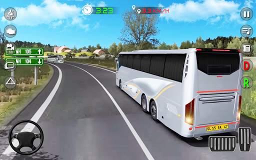 Real Bus Parking: Parking Games 2020 screenshot 1