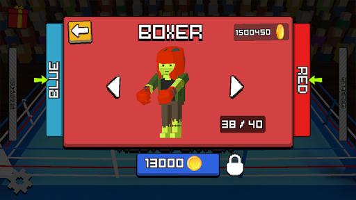 Cubic Boxing 3D 7 تصوير الشاشة
