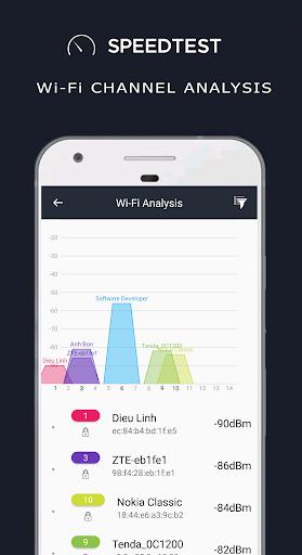 Internet Speed Test - Wifi Speed Test screenshot 3
