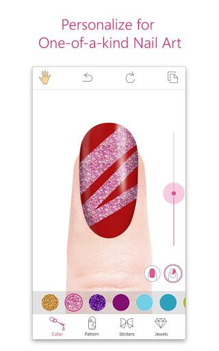 YouCam Nails - Manicure Salon for Custom Nail Art 3 تصوير الشاشة