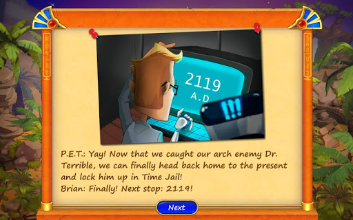 Roads of Time 1 screenshot 20