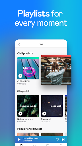 Deezer Music Player: Songs, Playlists & Podcasts screenshot 4