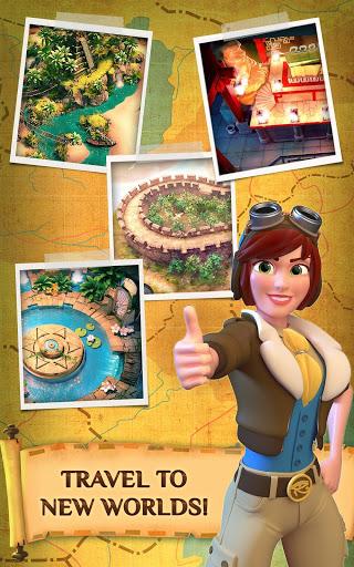 Pyramid Solitaire Saga 10 تصوير الشاشة
