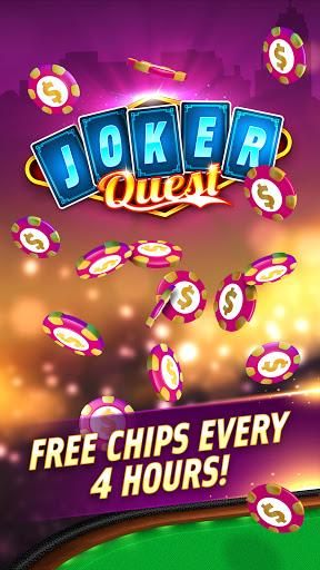 Joker Quest - 2021 Best Free Card & Bingo Game 3 تصوير الشاشة