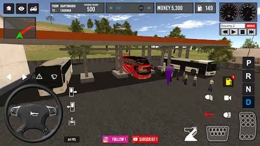 IDBS Bus Simulator screenshot 3